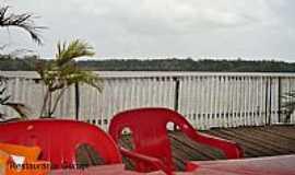 Viseu - Viseu-PA-Restaurante na Orla do Rio Gurupi-Foto:WLuiz
