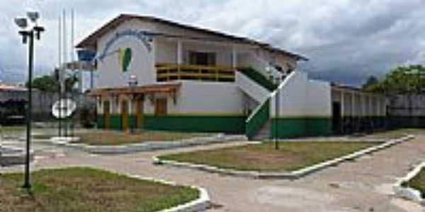 Viseu-PA-Prefeitura Municipal-Foto:Carlos Fernando Macedo