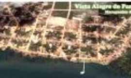 Vista Alegre do Pará - VISÃO ARÉA DE VISTA ALEGRE, Por marcos dax