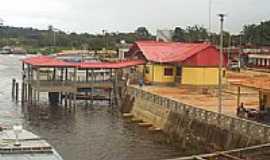 Vitória do Xingu - Estação Hidroviária e Trapiche-Foto:Carlos Fernando Mace…