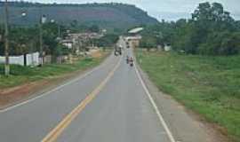 Vitória do Xingu - Rodovia em Vitória do Xingú-Foto:Jack José Alves