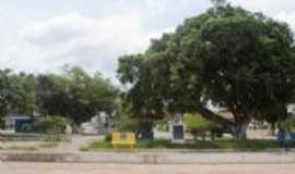 Vit�ria do Xingu - Pra�a Principal, Por R. Vasconcelos