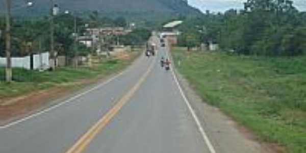 Rodovia em Vitória do Xingú-Foto:Jack José Alves