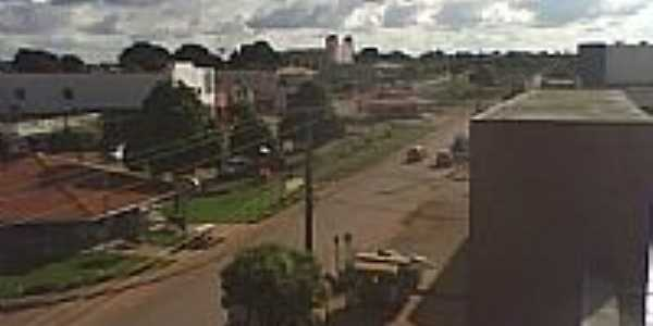 Avenida Xingu em Xinguara-Foto:fernando6245