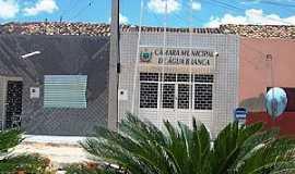 �gua Branca - �gua Branca-PB-C�mara Municipal-Foto:Rodrigo Dantas