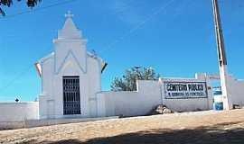Água Branca - Água Branca-PB-Capela do Cemitério-Foto:Rodrigo Dantas