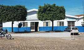 �gua Branca - �gua Branca-PB-Hospital Municipal-Foto:Rodrigo Dantas