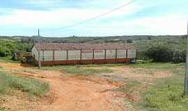 �gua Branca - �gua Branca-PB-Matadouro P�blico-Foto:Rodrigo Dantas