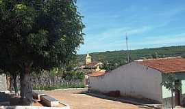 Água Branca - Água Branca-PB-Vista parcial da cidade-Foto:Rodrigo Dantas