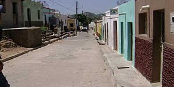 Aguiar-PB-Casario na Rua do Rio-Foto:FRANCISCO MANOEL FILHO