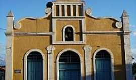 Canatiba - Igreja em Canatiba-Foto:Ingo Miethke