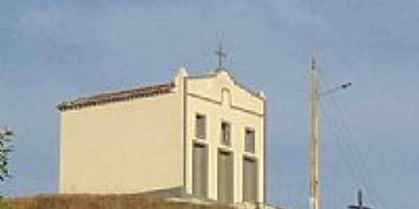 Igreja no Cruzeiro em Canatiba-BA-Foto:Helivelto Lima