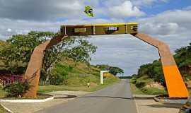 Alagoa Grande - Alagoa Grande-PB-Pórtico de entrada em homenagem à  Jackson do Pandeiro-Foto:www.paraibadebate.