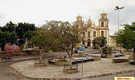 Alagoa Grande - Alagoa Grande-PB-Praça da Matriz-Foto:www.flickriver.com