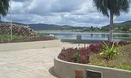 Alagoa Grande - Alagoa Grande-PB-Pracinha ao lado da Lagoa-Foto:Célio Henrique