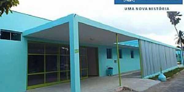 Novo Hospital em Alagoa Grande - PB