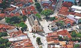 Alagoa Nova - Alagoa Nova-PB-Vista aérea do centro-Foto:Paraíba Criativa