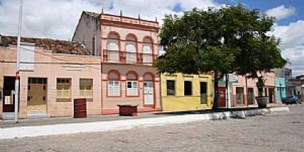 Alagoa Nova-PB-Casario no centro-Foto:Egberto Araújo