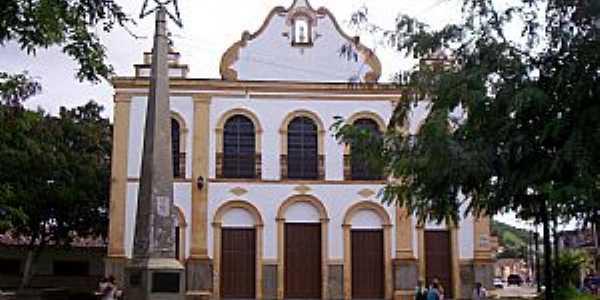 Alagoinha-PB-Matriz de N.Sra.da Conceição-Foto:Paraíba Criativa