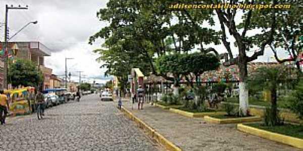Alagoinha-PB-Praça Barão do Rio Branco-Foto:adilsoncostafilho.blogspot.com