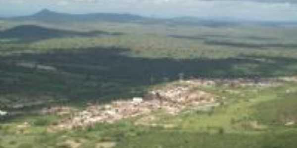 Vista da Serra bonita, Por Alcantil Real
