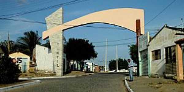 Alcantil-PB-Pórtico de entrada-Foto:paraibahoje.