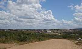 Algodão de Jandaíra - Vista da cidade de Algodão de Jandaíra-Foto:Daniela G. Gumiero
