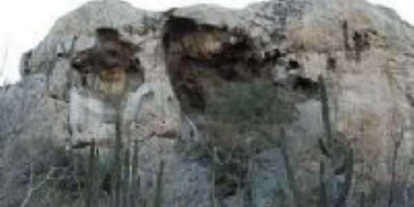 Pedra Furada, Por Olavo Bassi