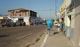 Aparecida - Rua de Aparecida-Foto: crpj