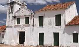 Aparecida - Aparecida-PB-Igreja na Fazenda Acauã-Foto:Egberto Araújo