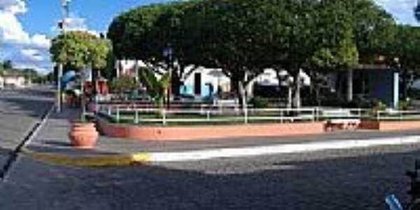 Praça de Aparecida-Foto:daojoaozinho