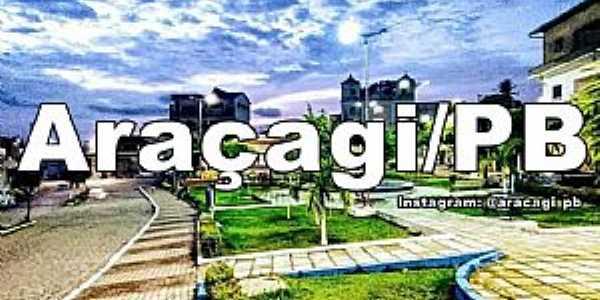 Imagens da cidade de Araçagi - PB
