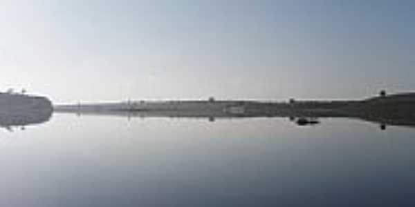Lago da Barragem de Araçagi-Foto:Saulo Nazion
