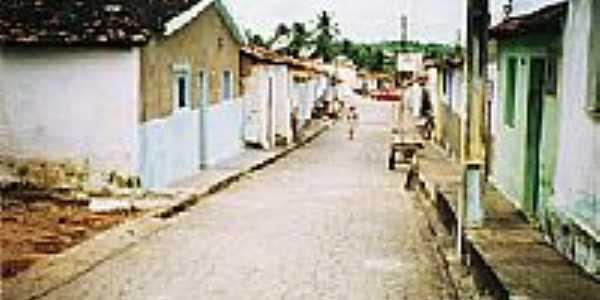 Rua em Araçagi-Foto:TasosF76