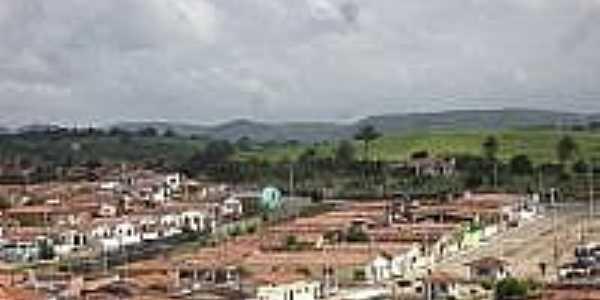 Vista da cidade de Araçagi-Foto:João Neri