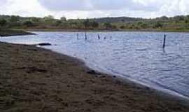 Arara - A�ude no S�tio Volta de Baixo em Arara-Foto:Thiago PB