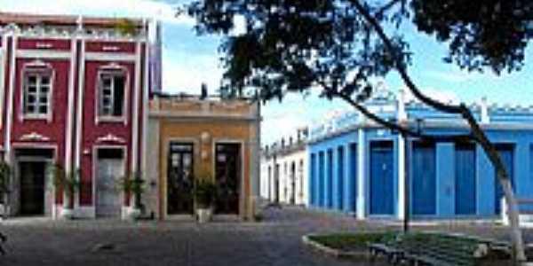 Canavieiras-BA-Centro Histórico-Foto:Eduardo M Rocha