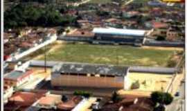 Araruna - Estadio e Gin�sio de esportes, Por Mailton Targino