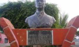 Araruna - Busto de Jo�o Pessoa, Por Wellington Rafael da Silva