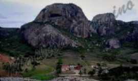 Araruna - Pedra da Boca/ARARUNA PB, Por Mailton Targino