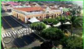 Araruna - Foto vista da torre da igreja /ARARUNA PB, Por Mailton Targino