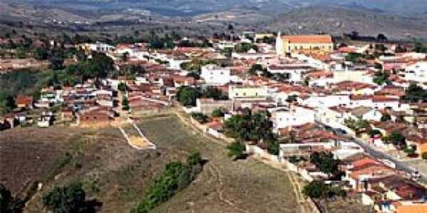 Vista panorâmica de Araruna