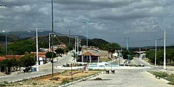 Areia de Baraúnas - PB