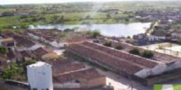 Parte antiga da cidade, Por NOELSON PEREIRA ALVES