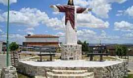Aroeiras - Cristo em Aroeiras-Foto:ivo leonio