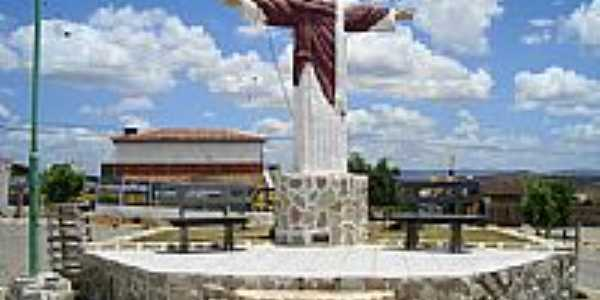 Cristo em Aroeiras-Foto:ivo leonio