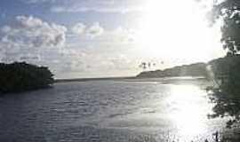 Baía da Traição - Canal na Baía da Traição-Foto:vivi
