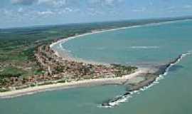 Baía da Traição - Vista geral da Baía da Traição-Foto:odiney ribeiro