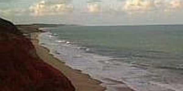 Barreira do Forte na Baía da Traição-Foto:joselma ramos ferreira