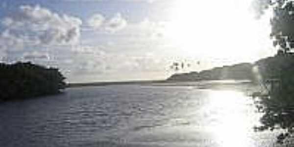 Canal na Ba�a da Trai��o-Foto:vivi